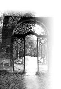 Pakruojo dvaro parko vartai